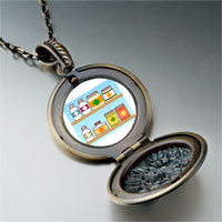 Necklace & Pendants - medicine chest photo italian pendant necklace Image.