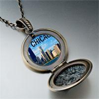 Necklace & Pendants - chicago photo italian pendant necklace Image.