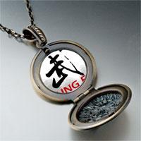 Necklace & Pendants - kungfu photo italian pendant necklace Image.