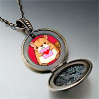 Necklace & Pendants - mouse photo italian pendant necklace Image.