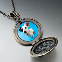 Necklace & Pendants - parson russell terrier pendant necklace Image.