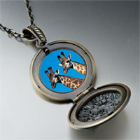 Necklace & Pendants - giraffes pendant necklace Image.
