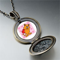Necklace & Pendants - cat valentine pendant necklace Image.