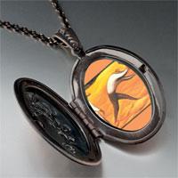 Necklace & Pendants - diego rivera' s peasants photo locket pendant necklace Image.