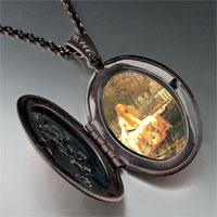 Necklace & Pendants - lady shallot photo locket pendant necklace Image.