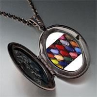 Necklace & Pendants - crayons children photo locket pendant necklace Image.