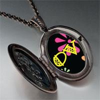 Necklace & Pendants - love hearts flowers photo locket pendant necklace Image.