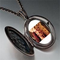 Necklace & Pendants - thanksgiving indian corn pendant necklace Image.