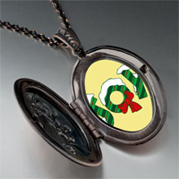 Necklace & Pendants - snow covered joy pendant necklace Image.