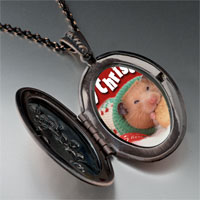 Necklace & Pendants - christmas hamster cookie pendant necklace Image.