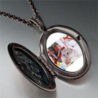 Necklace & Pendants - mouse christmas party pendant necklace Image.
