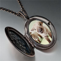 Necklace & Pendants - baby lambs pendant necklace Image.