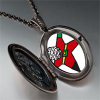 Necklace & Pendants - snow angel santa pendant necklace Image.