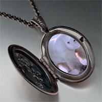 Necklace & Pendants - white polar bear pendant necklace Image.