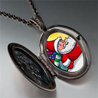 Necklace & Pendants - santa gifts pendant necklace Image.