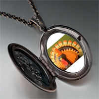 Necklace & Pendants - thanksgiving halloween candy turkey pendant necklace Image.