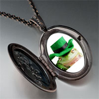 Necklace & Pendants - patricks day frog pendant necklace Image.