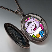 Necklace & Pendants - hope hippo by amber pendant necklace Image.