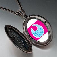Necklace & Pendants - it' s a boy baby pendant necklace Image.