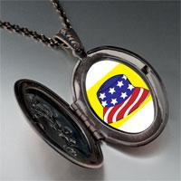Necklace & Pendants - patriotic american cap pendant necklace Image.