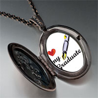 Necklace & Pendants - heart graduate pendant necklace Image.