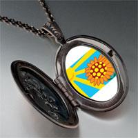 Necklace & Pendants - sunflower in sunlight pendant necklace Image.