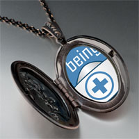 Necklace & Pendants - love being a nurse pendant necklace Image.