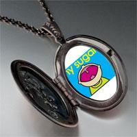 Necklace & Pendants - happy kid sugar pendant necklace Image.
