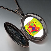 Necklace & Pendants - colorful happy fish pendant necklace Image.