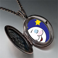 Necklace & Pendants - sleep tight moon star pendant necklace Image.