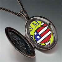 Necklace & Pendants - american usmc sailor pendant necklace Image.