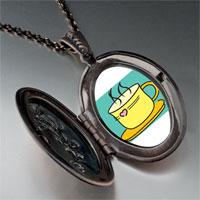 Necklace & Pendants - warm tea coffee pendant necklace Image.