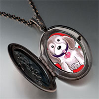 Necklace & Pendants - dog heaven pendant necklace Image.
