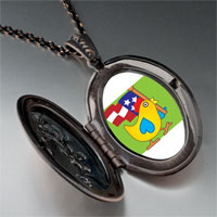 Necklace & Pendants - american duck pendant necklace Image.