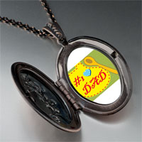 Necklace & Pendants - number 1  dad pendant necklace Image.