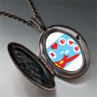 Necklace & Pendants - i love dad pendant necklace Image.