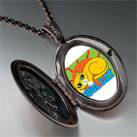 Necklace & Pendants - cool cat pendant necklace Image.