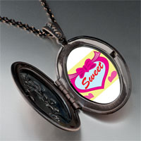 Necklace & Pendants - sweet hearts pendant necklace Image.