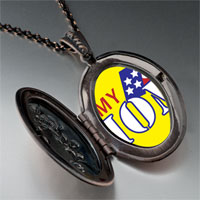 Necklace & Pendants - american army necklace pendant Image.