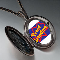 Necklace & Pendants - proud grandma pendant necklace Image.