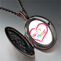 Necklace & Pendants - honeymoon heart pendant necklace Image.