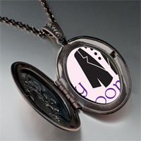 Necklace & Pendants - heart groom pendant necklace Image.