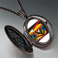 Necklace & Pendants - drum pendant necklace Image.