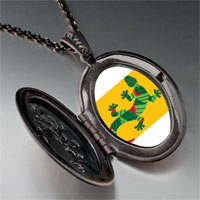Necklace & Pendants - creative lizard pendant necklace Image.