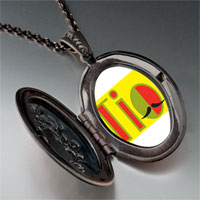 Necklace & Pendants - multicolored tio mustache pendant necklace Image.