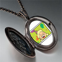 Necklace & Pendants - happy birthday girl pendant necklace Image.