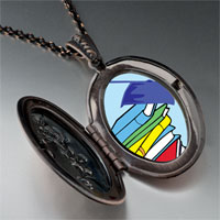 Necklace & Pendants - graduation books pendant necklace Image.