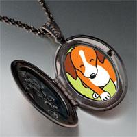 Necklace & Pendants - beagle dog pendant necklace Image.