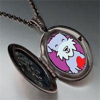 Necklace & Pendants - schnauzer dog pendant necklace Image.