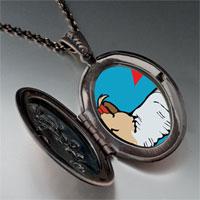 Necklace & Pendants - yorkshire terrier dog white pendant necklace Image.